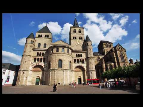 Roman Monuments, Cathedral of Trier