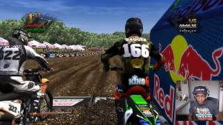 MX vs ATV Reflex Unadilla livestream - Happy New years!