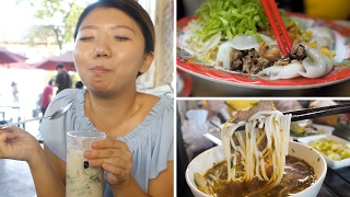 WHAT TO EAT IN SAIGON! Vietnamese Breakfast & Lunch Foods