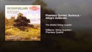 Phantasy Quintet: Burlesca - Allegro moderato