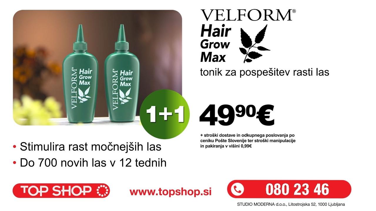 velform hair grow max  Velform Hair Grow Max - YouTube