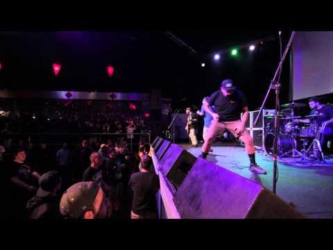 (HD) Gideon - Bad Blood (LIVE) @ The Edge Concert Hall - Jacksonville, FL (11-16-13)