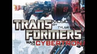 Transformers: War For Cybertron Ost - Lobby Menu Medley