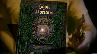 The Book of Potions