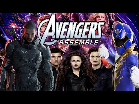 5 Final Battles In Avengers Endgame Style ! [Part 1 Of 2]