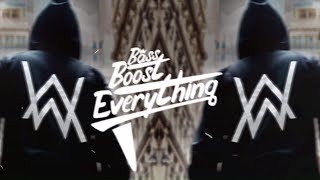 Alan Walker - Alone (Trap Remix) [Bass Boosted]