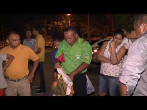 Jovem é apreendida após tentativa de assalto em ônibus