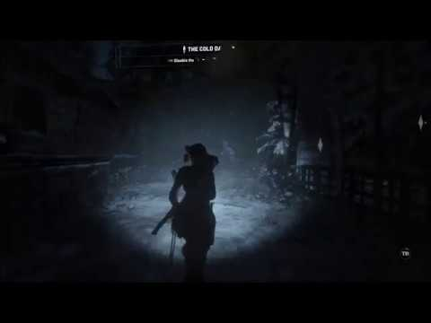 Rise of the Tomb Raider. Lara and the Cold Darkness Challenge.