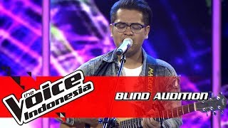Jey - Adventure Of A Lifetime | Blind Auditions | The Voice Indonesia GTV 2018