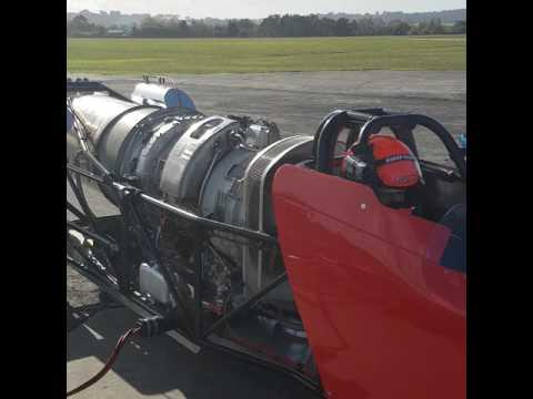 Oil tank vapour leak.