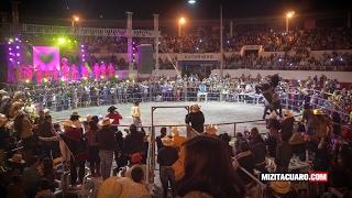 Feria Monarca cierra con Julián Figueroa y jaripeo en Zitácuaro