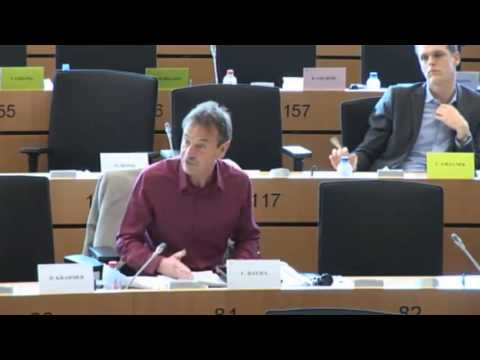 MEP Chris Davies - Electronic Cigarettes and the TPD (EU Parliament, Apr 24th 2013)
