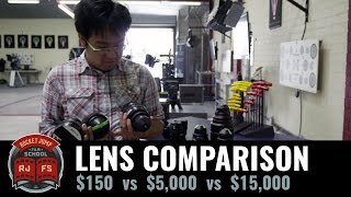 $150 lens vs $15,000 lens: Can you tell the difference? thumbnail