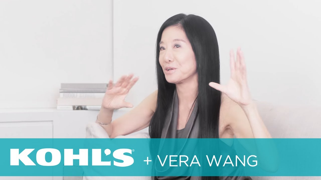 A candid conversation with vera wang youtube for Boutique en ligne vera wang