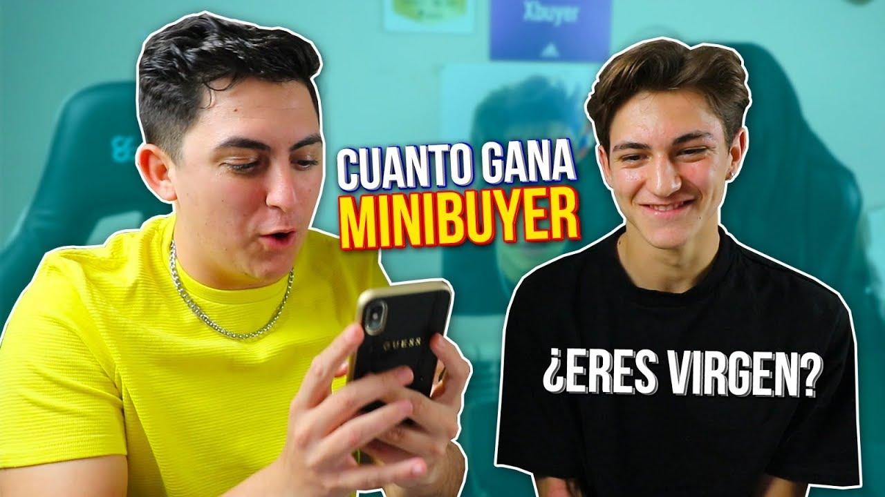 Cuanto Dinero Gana Minibuyer Ahora Preguntas Muy Incomodas A Mi Hermano Youtube