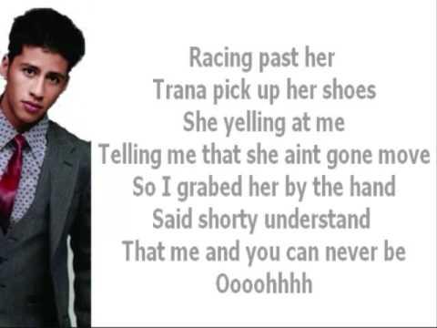 Carlos Olivero (Menudo) Damn with Lyrics
