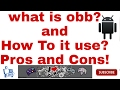 (HINDI/ENGLISH) What is Obb ? How to it use ? FULLY EXPLAINED