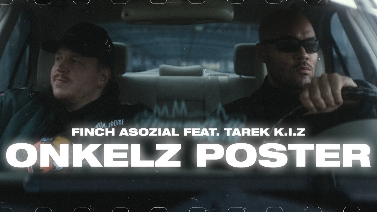 Download FiNCH x TAREK K.I.Z - Onkelz Poster (prod. Dasmo & Mania Music) - 4K