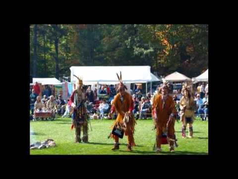 14th Annual Abenaki Heritage Weekend October 2010wmv