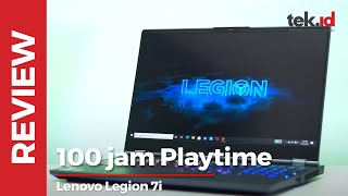 Review Laptop Gaming Lenovo Legion 7i