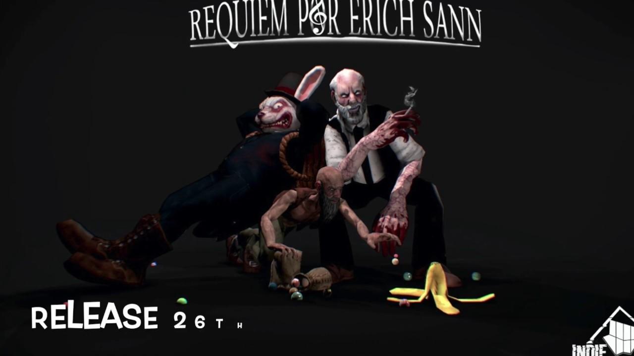 Release 2.0 of Requiem for Erich Sann