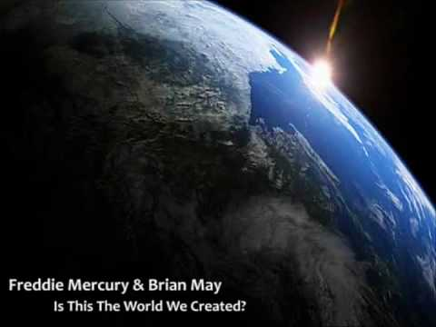 Queen - Is This The World We Created?
