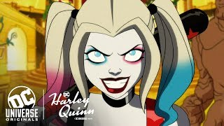 Get to Know Harley | Harley Quinn | A DC Universe Original | Now Streaming