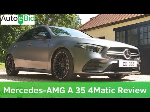 2020 Mercedes-AMG A 35 4Matic Review