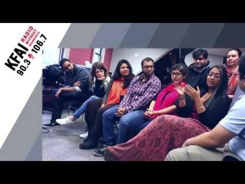 KFAI Radio Interview of Berklee Indian Ensemble Team