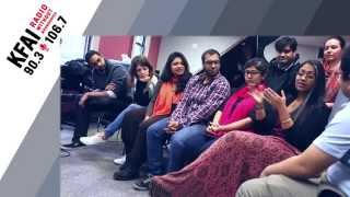KFAI Radio Interview of Berklee Indian Ensemble Team & their work on AR Rahman Scholarship