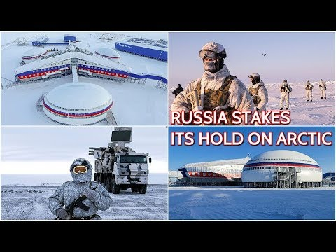 """REVEALED! Take Exclusive Look Inside Russia's Top-Secret Arctic Base """"Northern Clover""""!"""