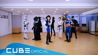 펜타곤(PENTAGON) - '데이지(Daisy)' (Choreography Practice Video) (Movie Star Ver.)