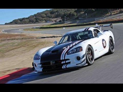 2010 Dodge Viper SRT10 ACR-X - First Drive - CAR and DRIVER