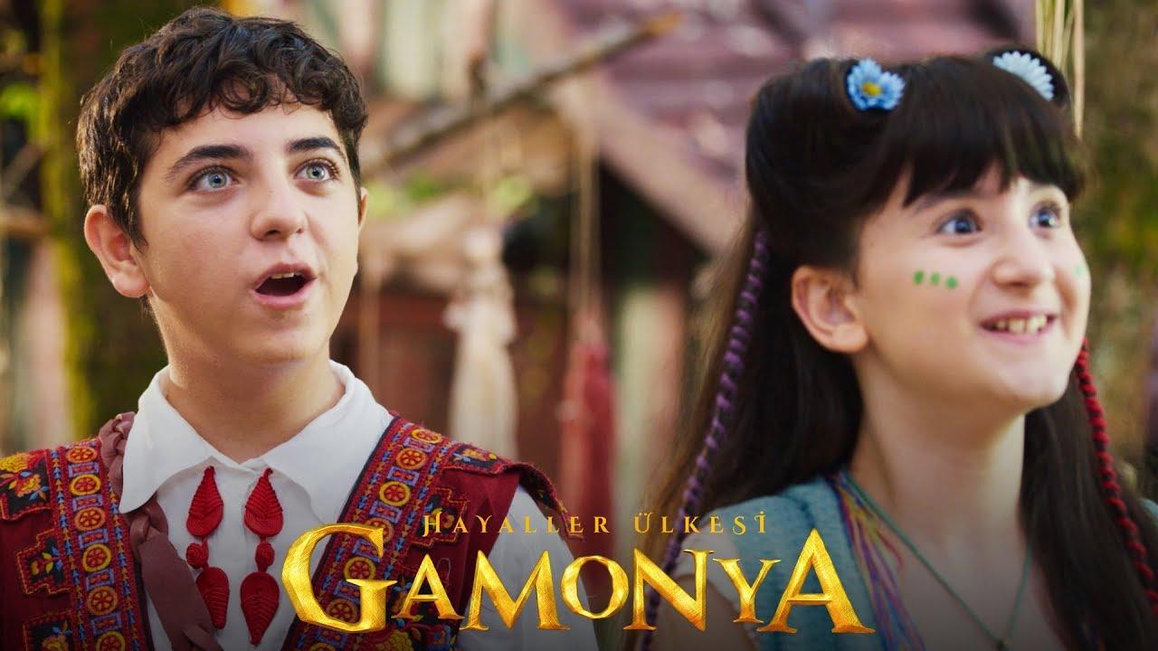 Gamonya: Hayaller Ülkesi - Teaser (Sinemalarda)