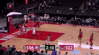 JaKarr Sampson with 25 Points vs. Agua Caliente Clippers