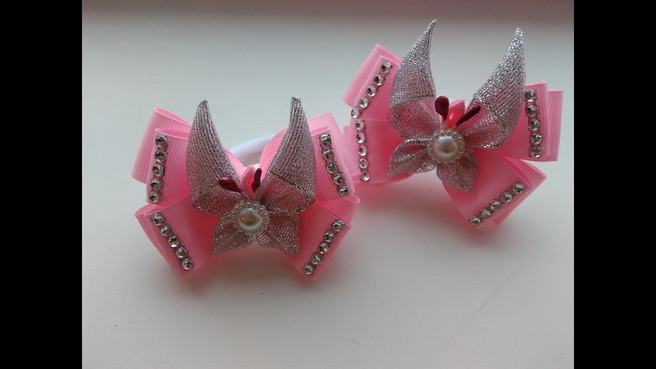 Бантик на бабочки своими руками фото 202