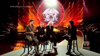 2014-06-16 iHeartRadio Live Nikki Sixx Interviews Queen and Adam Lambert