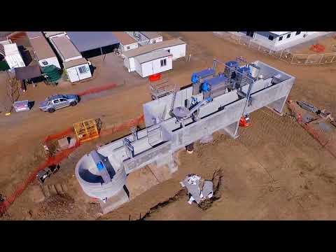 Rubyanna Wastewater Treatment Plant