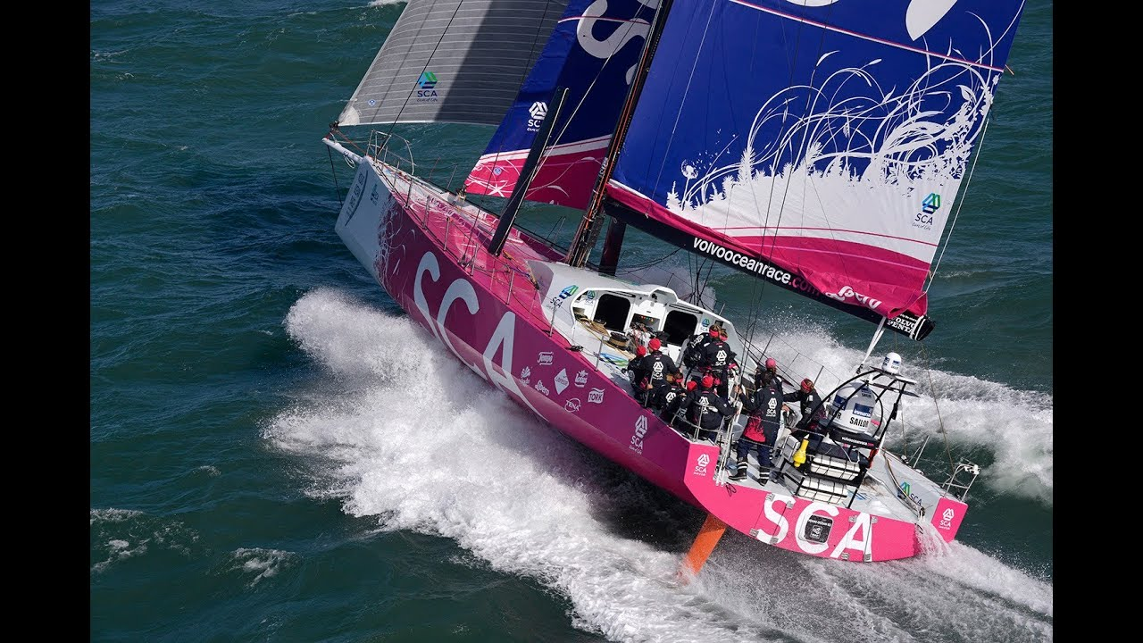 Episode 15: Now we're really moving! | Volvo Ocean Race 2014-15