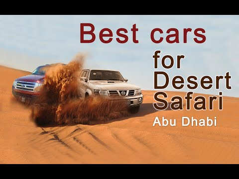 4x4 Adventure | Best cars for desert safari Abu Dhabi, UAE - 2018