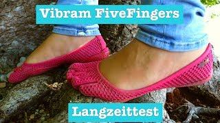 Vibram FiveFingers Langzeittest 👣 Review | Preis 💶 Haltbarkeit | Minimalschuhe | Barfußschuhe