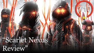 Scarlet Nexus Review [PS5, Series X, PS4, Xbox One, & PC] (Video Game Video Review)