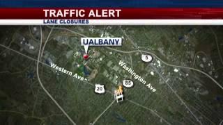 Local road closures announced