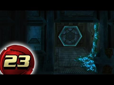 "Metroid Prime (Blind!) - Episode 23 - ""Going Under!"""