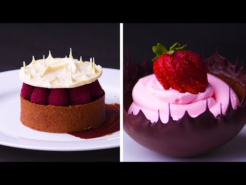 Garnish like a Pro with These 9 Caramel and Chocolate Creations! Cake Decoration How to by So Yummy