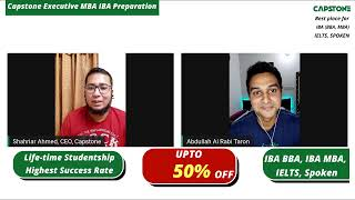 IBA Executive MBA:  Prospect, Future & Preparation