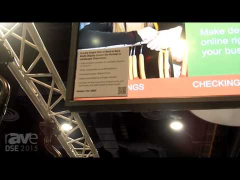 DSE 2015: Crimson AV Showcases CM Inline Ceiling Mount Series With Easy Installation, Alignment
