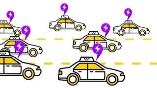 Как заработать 250т.р. в такси. Советы от \