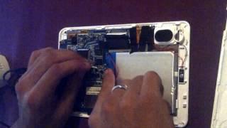 Raparacion de tablet china no carga ni enciende by Angellomix