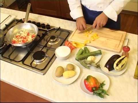 Cuisine Francaise Ratatouille Youtube